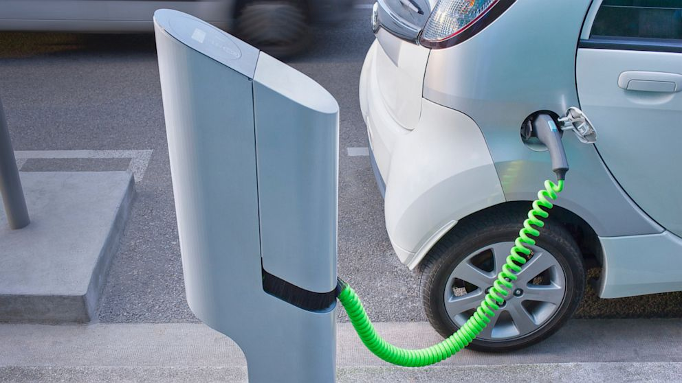 electrical vehicle charging